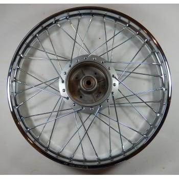 Honda C90 Cub Rear Wheel Rim & Hub Size 1.40 x 17