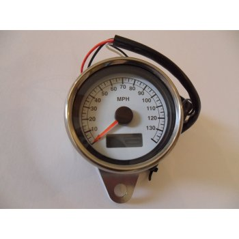 Honda LED Illuminated Speedometer With Blue LED Illumination