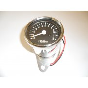 Mechanical Tachometer 1:4 Ratio Stainlees Steel Body