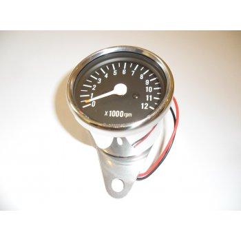 Honda Mechanical Tachometer 1:5 Ratio Stainlees Steel Body