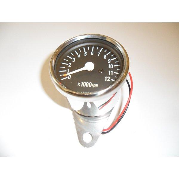 Honda Mechanical Tachometer 1:7 Ratio Stainlees Steel Body