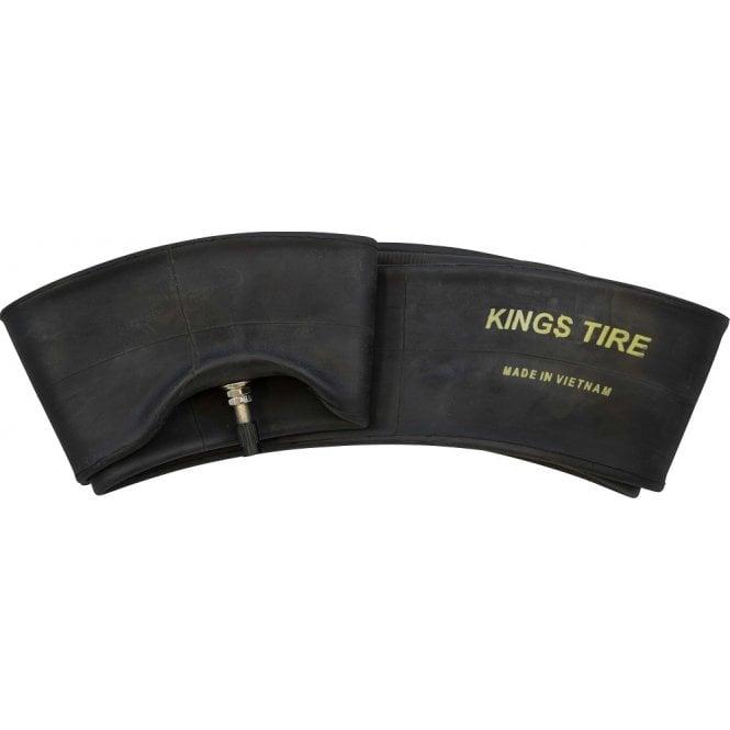 """King Heavy Duty Inner Tube 325/350 x 19"""" Straight TR4 Valve"""