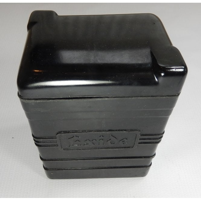 LUCAS Classic Motorcycle Large Battery Box With Exide Logo Made in UK
