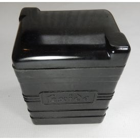 Classic Motorcycle Large Battery Box With Exide Logo Made in UK