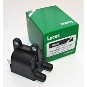 Lucas Dual Outlet Digital 12V Ignition coil for Triumph