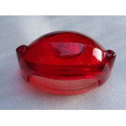 Lucas Replica 529 Rear Lamp Lens for Classic Motorcycle