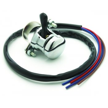 LUCAS Replica Horn / Dip Switch for Classic Motorcycle