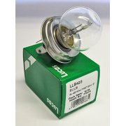 Lucas Motorcycle Bulbs. 6V 45/40W P45T.