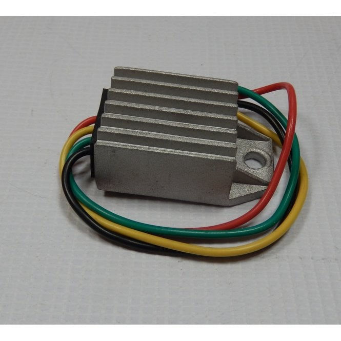 LUCAS Solid State Regulator 6V for Classic Motorcycle Negative Earth