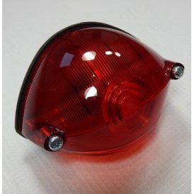 Lucas Type 529 Rear Lamp for Classic Motorcycle Single Filament