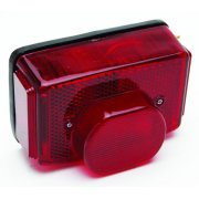 Lucas Type 917 Rear Lamp for Classic Motorcycle