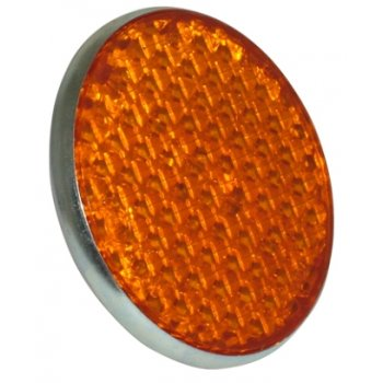 LUCAS Type Reflectors for Classic Motorcycle Sold as A Pair