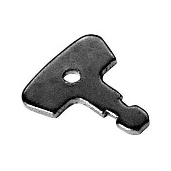 LUCAS Type Spade Key for 88SA Ignition Switch Fitted to Classic Motorcycles