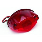 Miller 38ET Rear Lamp for Classic Motorcycle