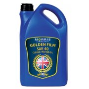 Classic Motorcycle Morris Golden Film SAE 40 Monograde Engine Oil 5 Litre