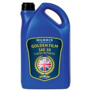 Morris Golden Film SAE 30 Monograde Engine Oil 5 Litre