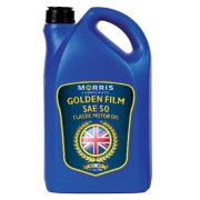 Morris Golden Film SAE 50 Monograde Engine Oil 5 Litres