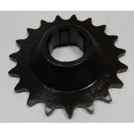 "Norton 16H, ES2 Model 18, 19 Gearbox Sprocket 19T 5/8"" x 1/4"" Chain Size UK Made"