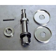Norton Commando 750, 850 Stainless Steel Shock Bolt Kit Complete With Cup Washers