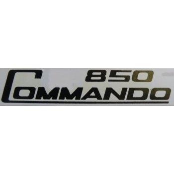 Norton Commando 850 Classic Motorcycle Transfer