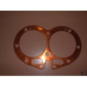 Norton Commando Cylinder Head Gasket Solid Copper OEM No 06-4071