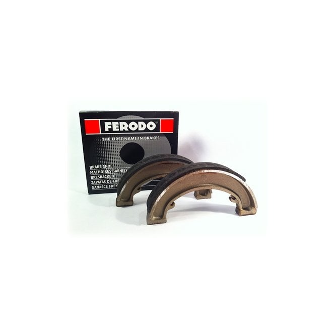 Ferodo Norton Commando Front Brake Shoes FSB920 8