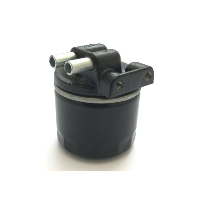 Norton Commando Oil Filter Mounting Block & Filter Kit OEM No 06-3139, 06-3371