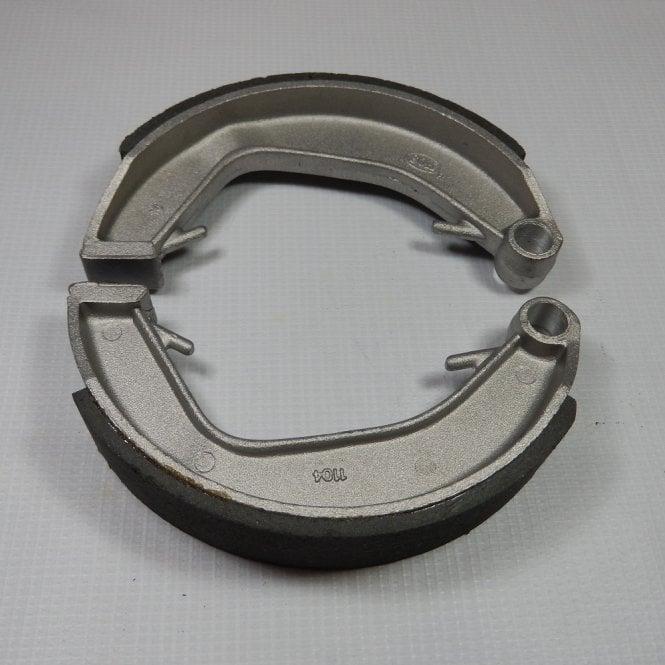 Norton Dominator / Commando Front & Rear Brake Shoes OEM No 06-0828, 06-3417