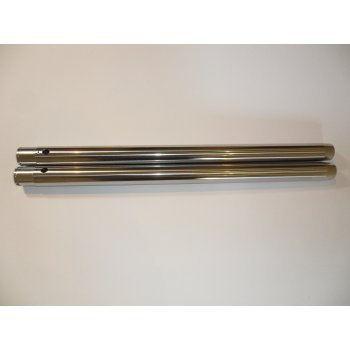 Norton Dominator Fork Stanchions Short Hard Chrome 22