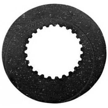 Norton Solid Fibre Friction Clutch Plate