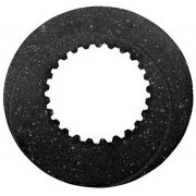 Norton Solid Fibre Friction Clutch Plate