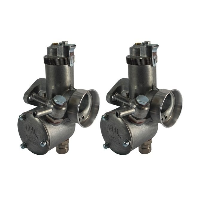 AMAL Pair of Carburettors For Triumph Bonneville T120 1960-1963 Pre-Monobloc