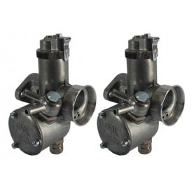 Pair of AMAL Carburettors For Triumph Bonneville T120 1960-1963 Pre-Monobloc