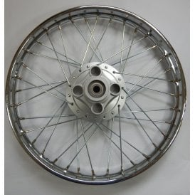 Rear Wheel Honda CG125 (Drum Brake Type) Rim Size 1.4 x 18""