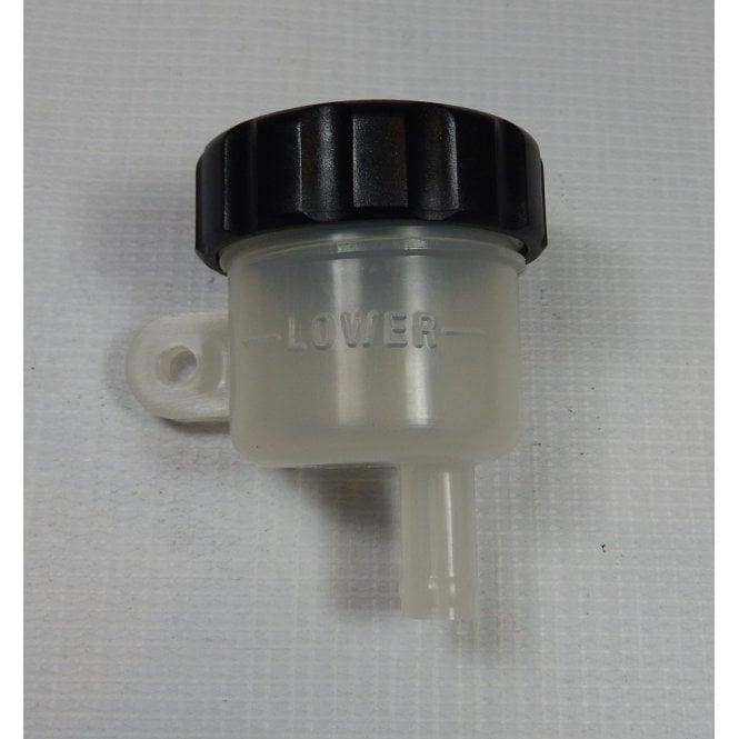 Reservoir Bottle Round Single screw & bottom outlet OD 46mm