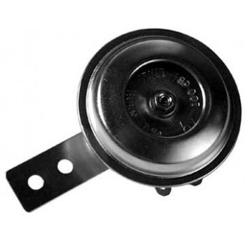 Small Classic Motorcycle Horn 6 Volts Universal for 70mm Diameter