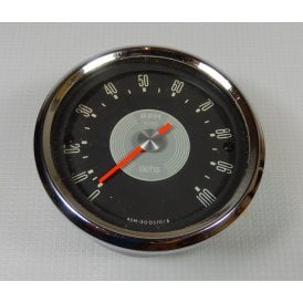 Genuine Smiths Tachometer 0-150 MPH & 0-1000 RPM New Old Stock