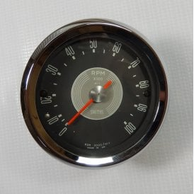 Genuine Smiths Tachometer Grey face 0 - 10,000 New Old Stock Immaculate Condition