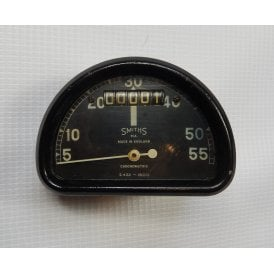 Genuine Smiths Vintage Speedometer BSA Bantam D1-D3 Fully Refurbished 0-55MPH