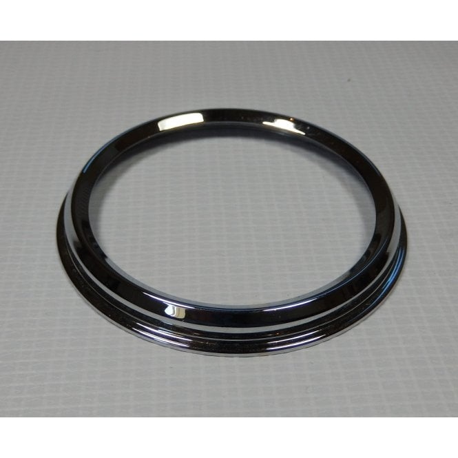 Smiths Instruments Smiths Chrome Speedometer Chrome Bezel Screw on Flanged Type Made in UK