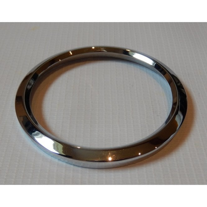 Smiths Instruments Smiths Chrome Speedometer Chrome Bezel Screw on Lipped Type Made in UK