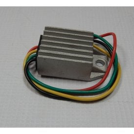 Solid State Regulator 6V for Classic Motorcycle Negative Earth
