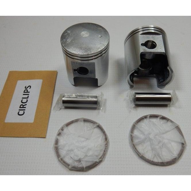 Suzuki GT250 / GT380 Piston Set +1.0mm Oversize IMD Pistons England