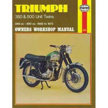 Haynes Triumph 1958-73 Manual