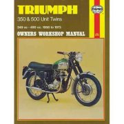 Triumph 1958-73 Haynes Manual