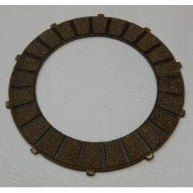 Triumph 3TA, 5TA, 6T, T120, T140 4 Spring Clutch Plate OEM No 57-1362 UK made