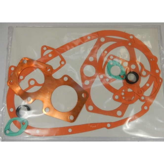 Triumph 3TA T21 Gasket Set Complete Fits Models 1957-1966 Made in UK