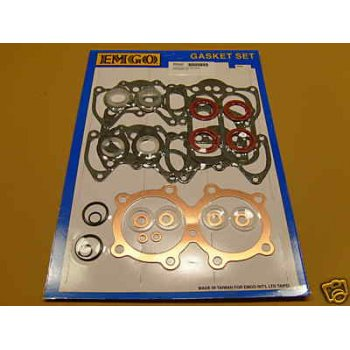 Triumph 650 T120 / TR6 Trophy Top End Gasket Set Fits Models 1963 -1971