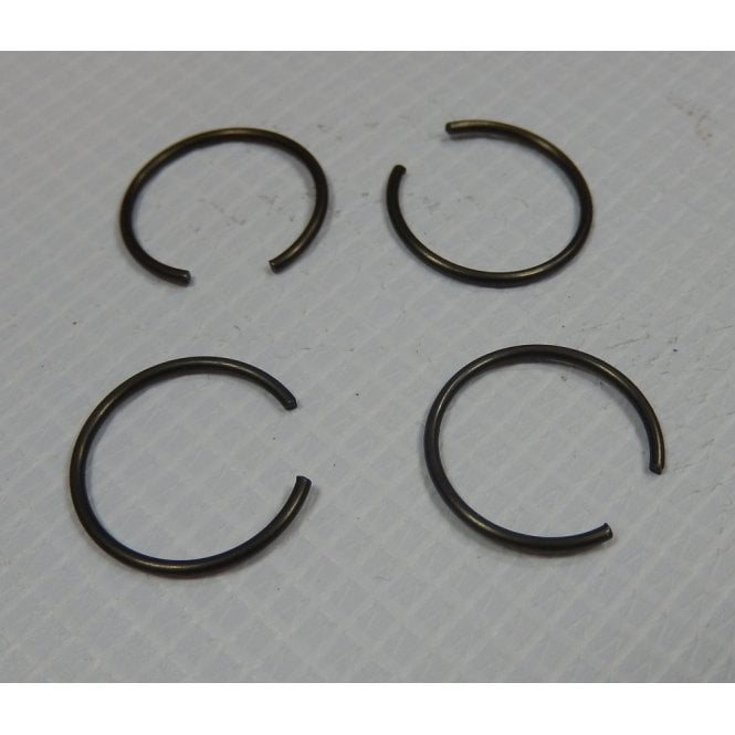 Triumph 650cc Piston Circlip Set of 4 Made in UK OEM No 70-6869