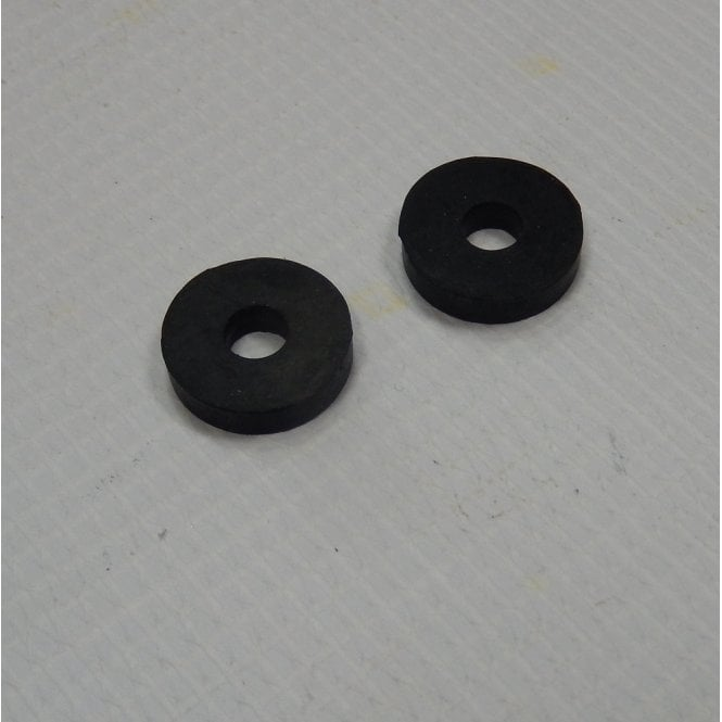 Triumph Battery Strap Rubber Washer (Pair) Fits 500cc / 650cc / 750cc OEM No 82-6968